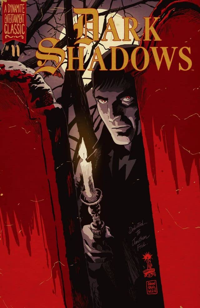Dark Shadows (Ongoing) #11