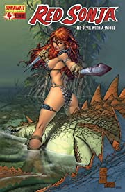 Red Sonja: She-Devil With a Sword #4