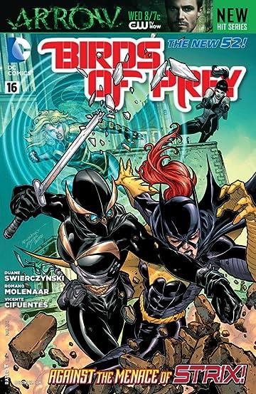 Birds of Prey (2011-2014) #16