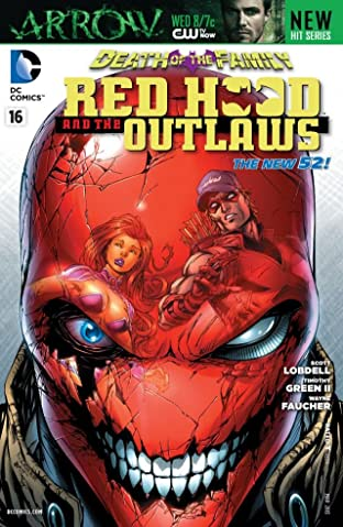 Red Hood and the Outlaws (2011-2015) No.16