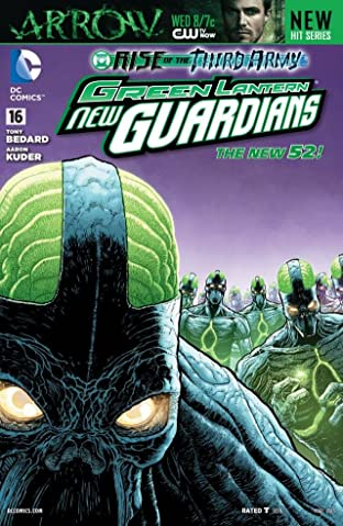 Green Lantern: New Guardians (2011-2015) No.16