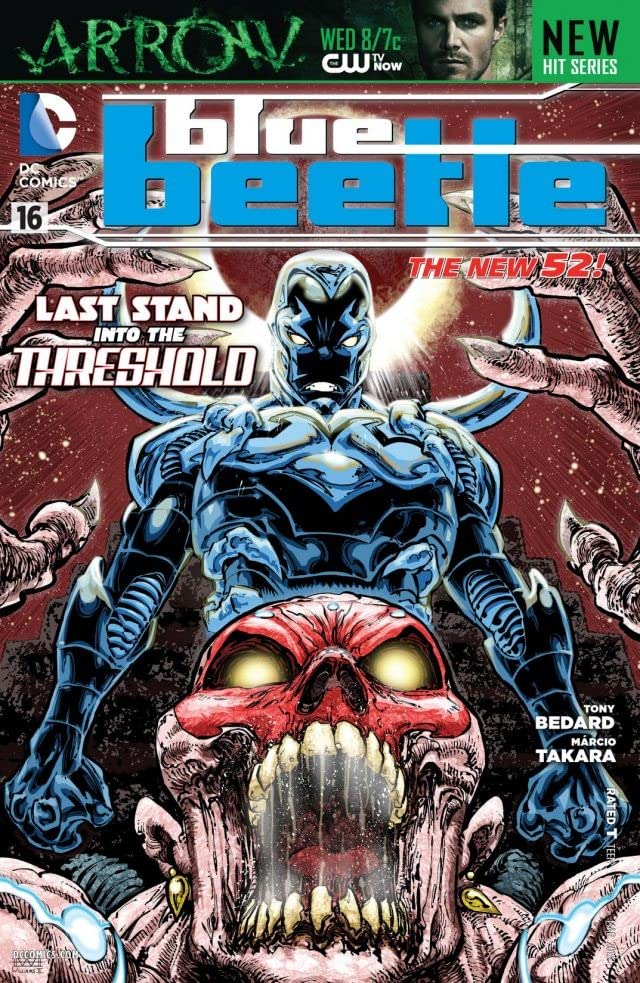 Blue Beetle (2011-2013) #16