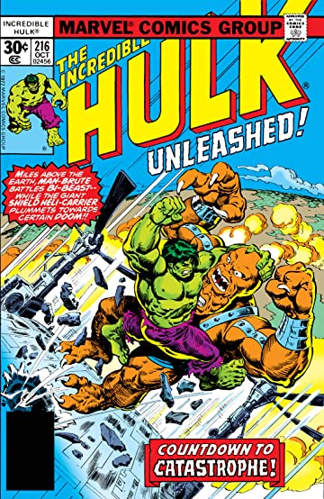 Incredible Hulk (1962-1999) #216