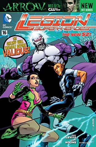 Legion of Super-Heroes (2011-2013) #16
