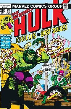 Incredible Hulk (1962-1999) #217