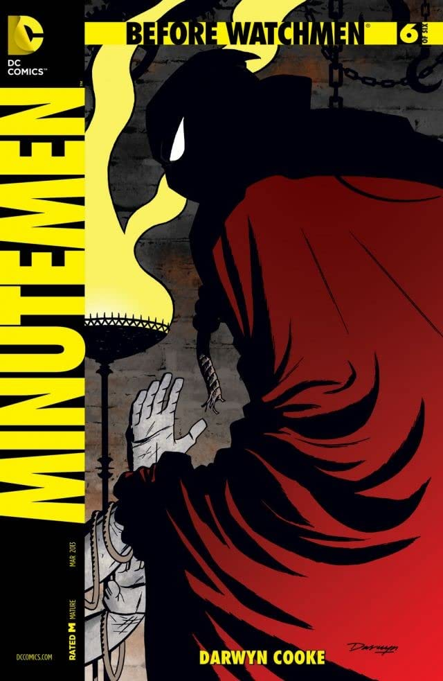 Before Watchmen: Minutemen #6 (of 6)