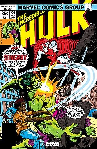 Incredible Hulk (1962-1999) #221