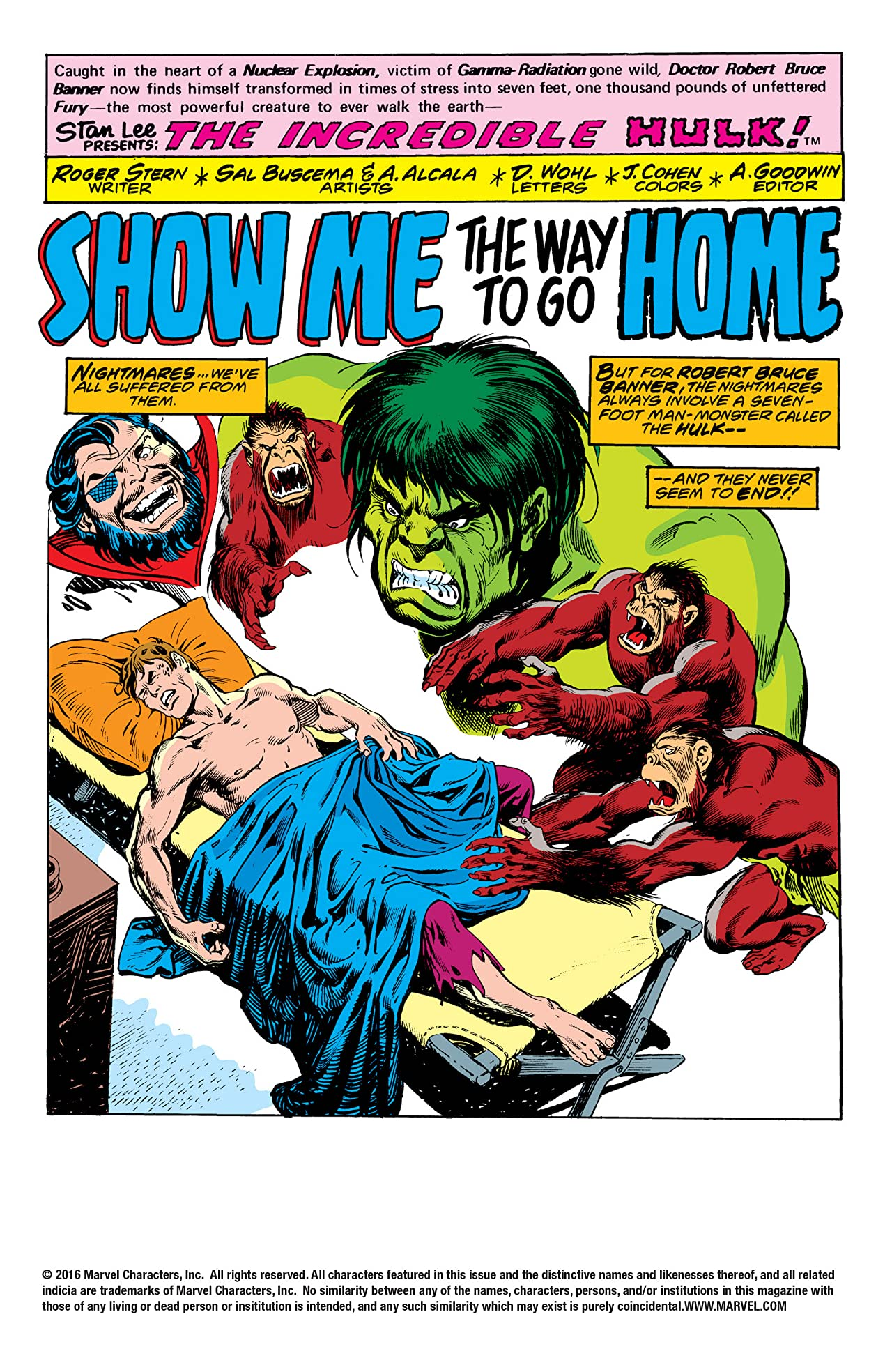 Incredible Hulk (1962-1999) #221
