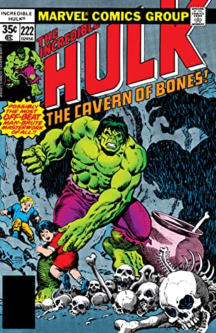 Incredible Hulk (1962-1999) #222