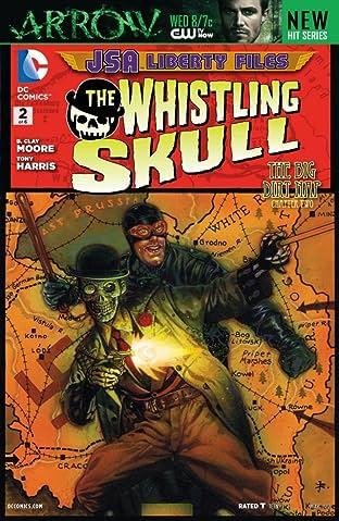 JSA Liberty Files: The Whistling Skull (2012) #2 (of 6)