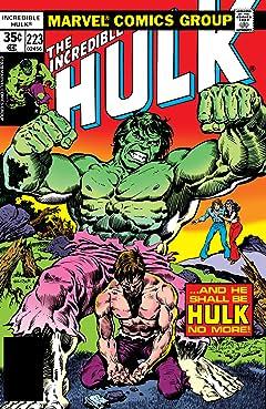 Incredible Hulk (1962-1999) #223
