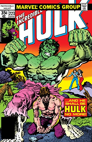 Incredible Hulk (1962-1999) #223