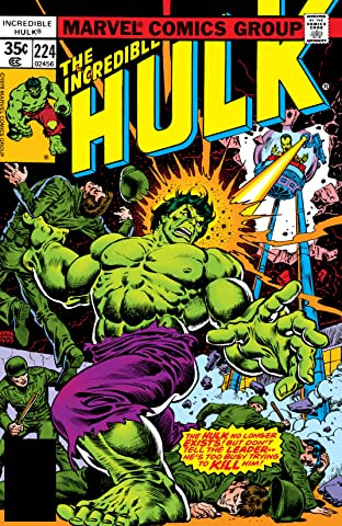 Incredible Hulk (1962-1999) #224