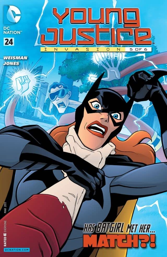 Young Justice (2011-2013) #24
