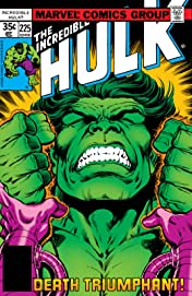 Incredible Hulk (1962-1999) #225