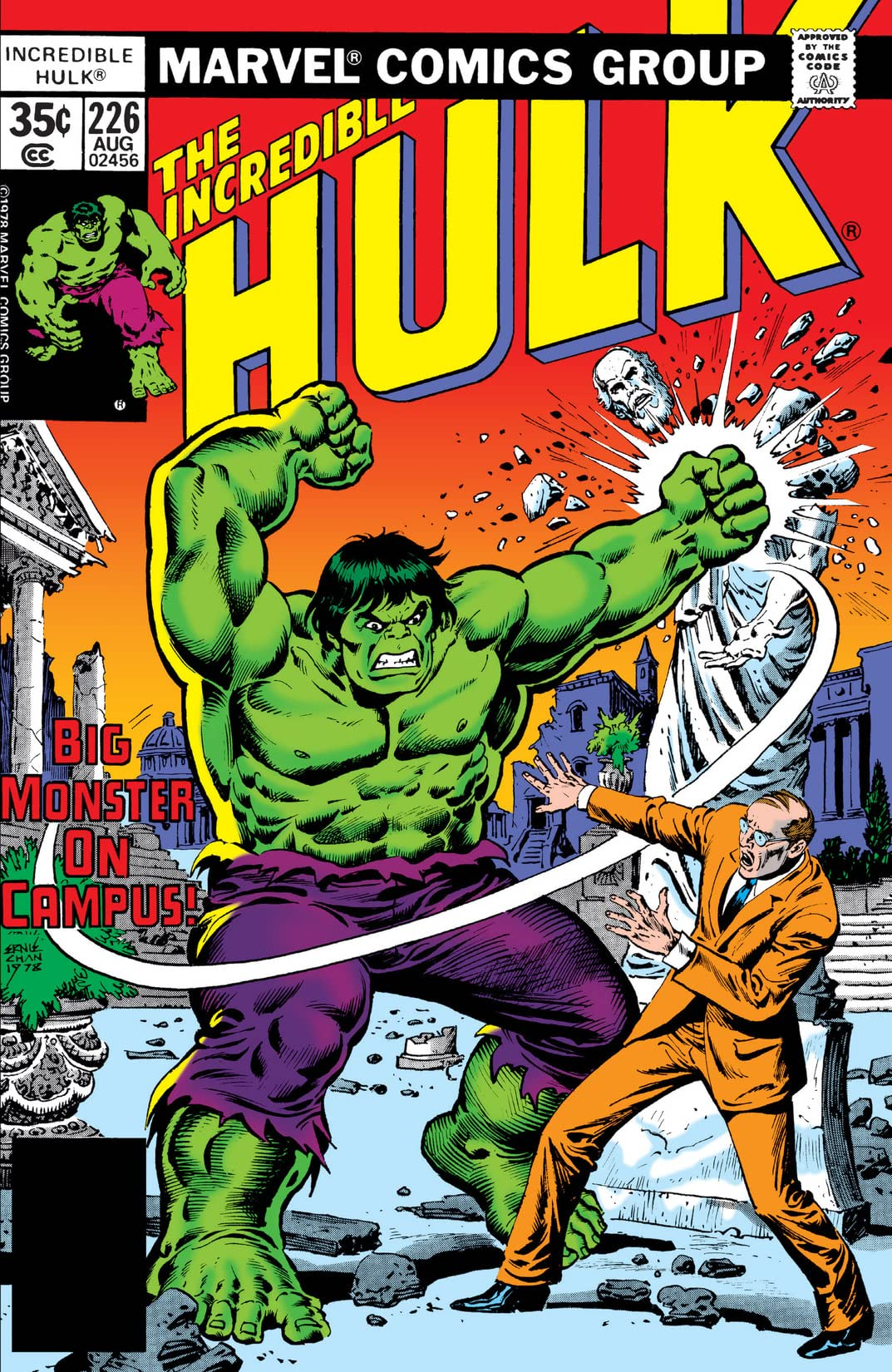 Incredible Hulk (1962-1999) #226
