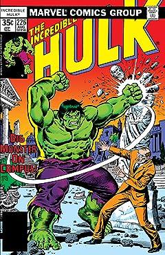 Incredible Hulk (1962-1999) #226