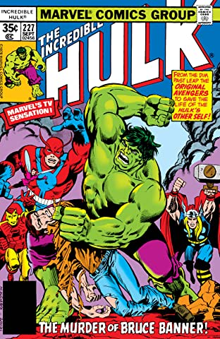 Incredible Hulk (1962-1999) #227