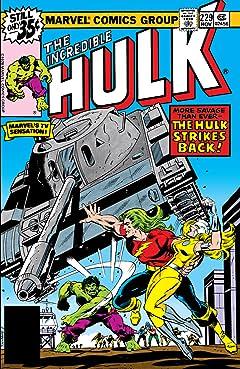 Incredible Hulk (1962-1999) #229