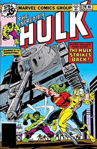 Incredible Hulk (1962-1999) #229