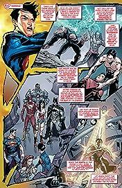 Superboy (2011-2014): Annual #1