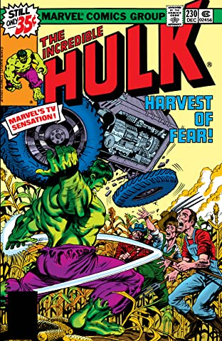 Incredible Hulk (1962-1999) #230