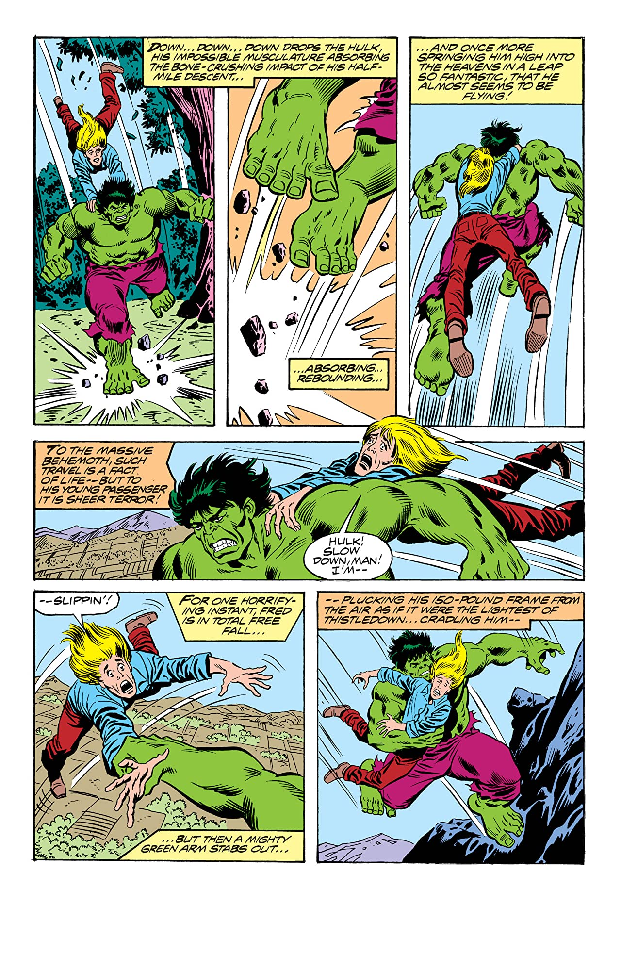 Incredible Hulk (1962-1999) #235