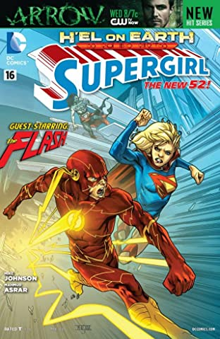 Supergirl (2011-2015) No.16