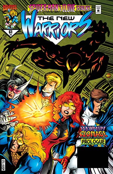 New Warriors (1990-1996) #61