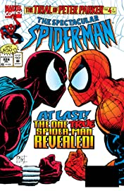 Peter Parker, The Spectacular Spider-Man (1976-1998) #226