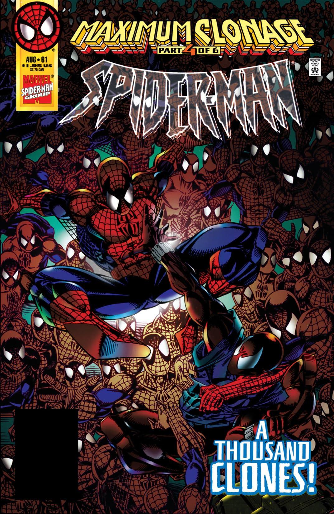 Spider-Man (1990-1998) #61