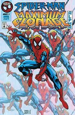 Spider-Man: Maximum Clonage Alpha (1995) #1