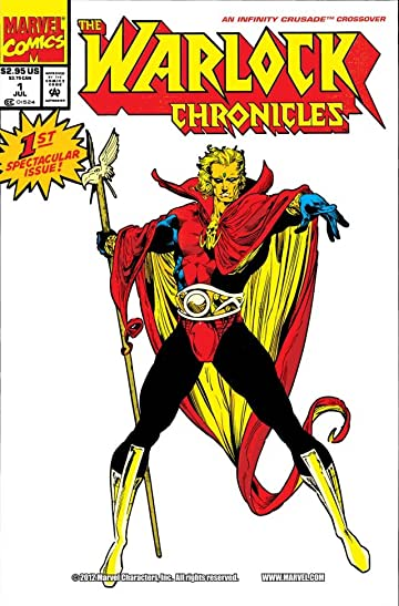 Warlock Chronicles (1993-1994) #1