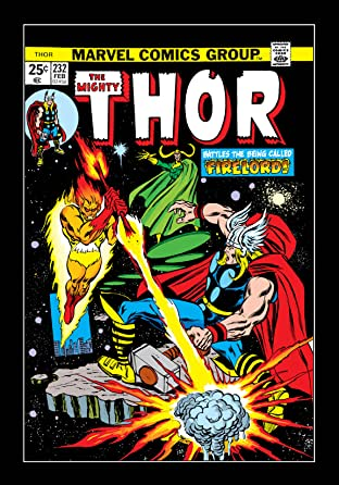 Thor (1966-1996) #232
