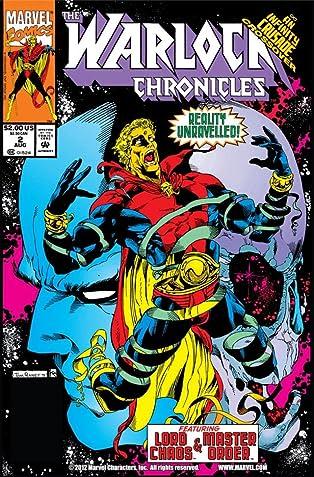 Warlock Chronicles (1993-1994) #2