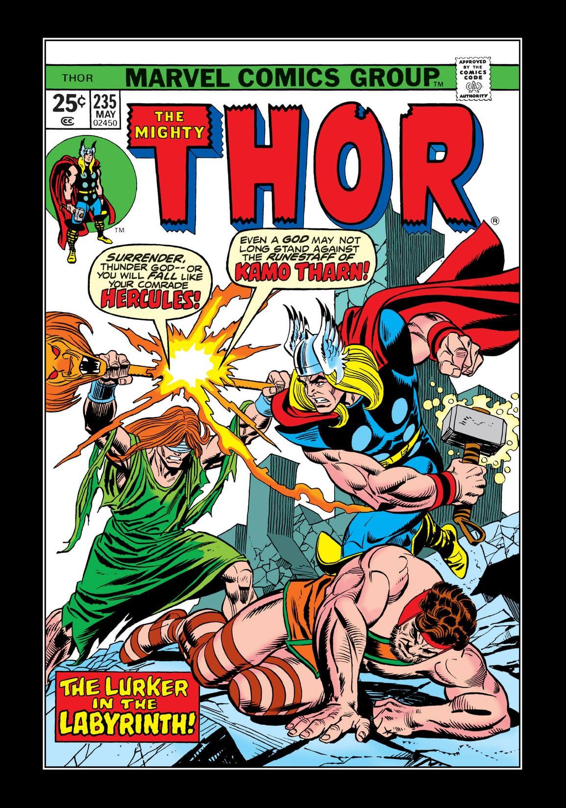 Thor (1966-1996) #235