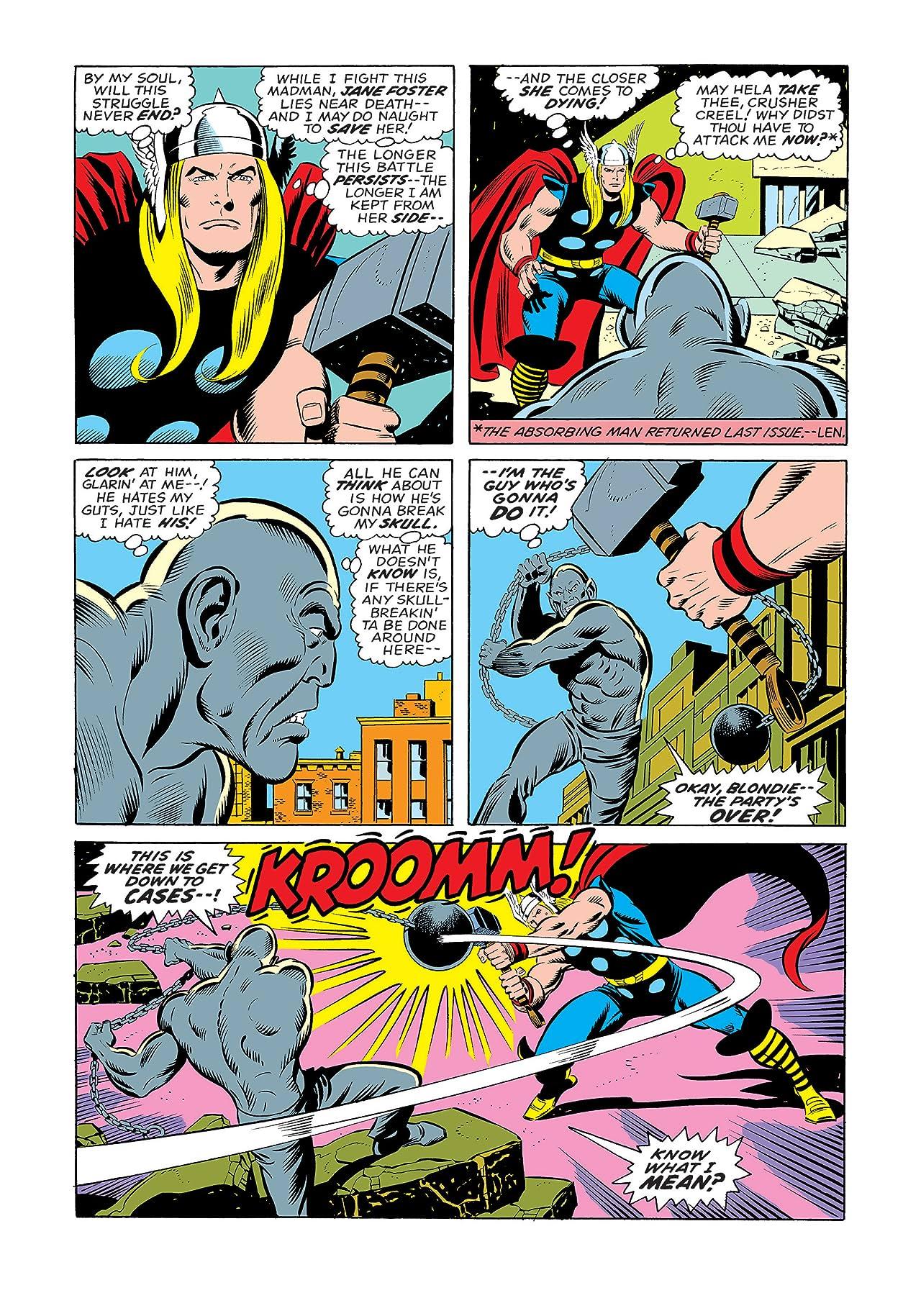 Thor (1966-1996) #236