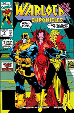 Warlock Chronicles (1993-1994) #3