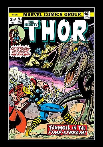Thor (1966-1996) #243