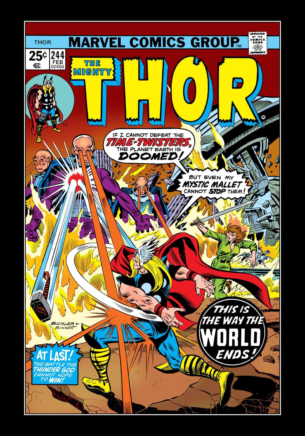 Thor (1966-1996) #244
