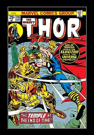 Thor (1966-1996) #245