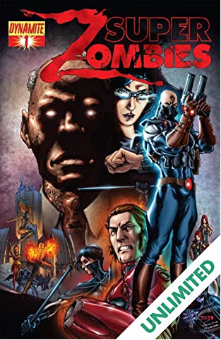 Super Zombies #1 (of 5)