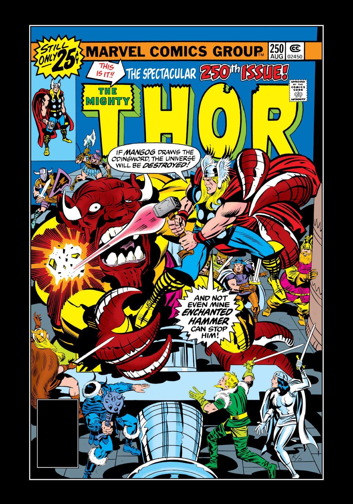 Thor (1966-1996) #250