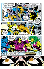 Warlock and the Infinity Watch (1992-1995) #19