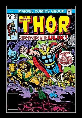 Thor (1966-1996) #253