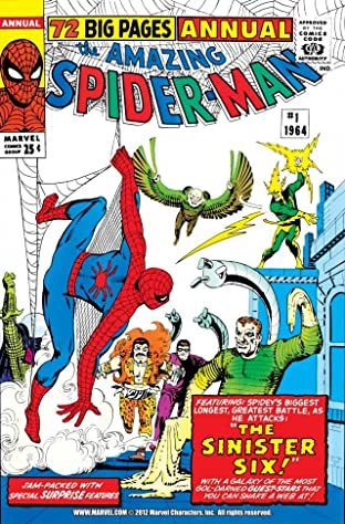 Amazing Spider-Man (1963-1998) Annual #1