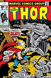 Thor (1966-1996) #258