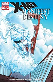 X-Men: Manifest Destiny #1