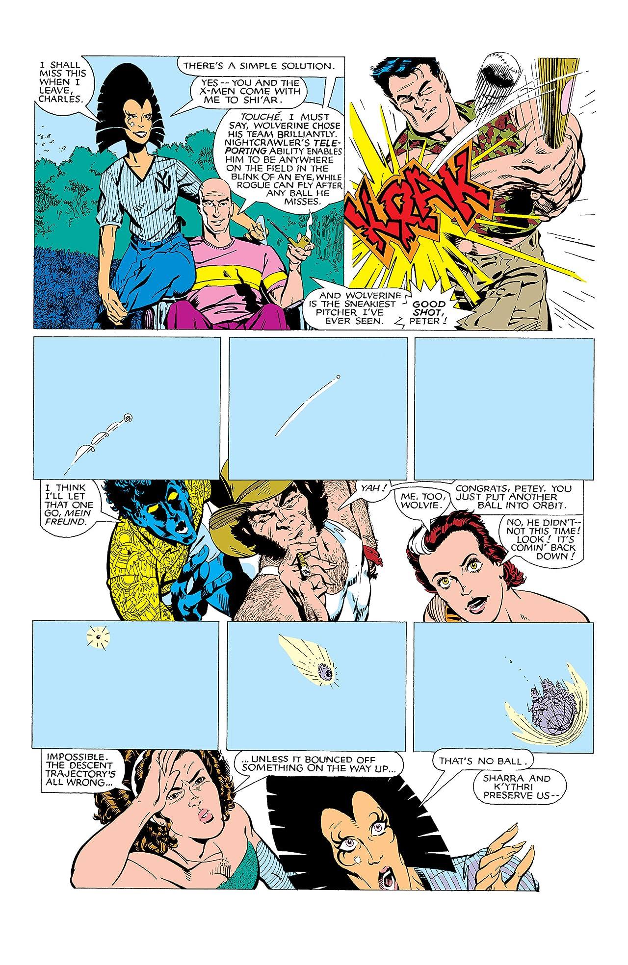 Uncanny X-Men (1963-2011) Annual #7