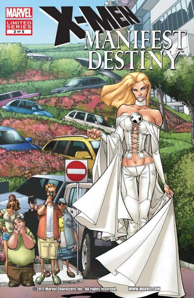 X-Men: Manifest Destiny #2